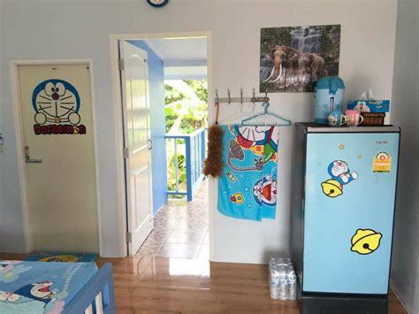 desain rumah doraemon minimalis terbaru  full interior