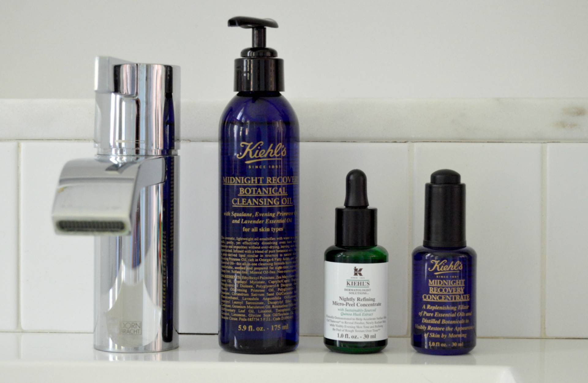 Kiehl S Makeup Remover Oil - Mugeek Vidalondon
