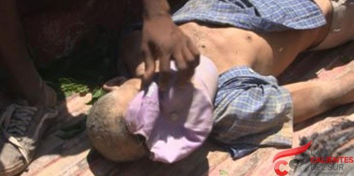 EN SAN JUAN DE LA MAGUANA: Hombre de 40 años mueres tras chocar la motocicleta que conducía con un caballo.