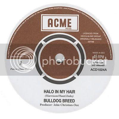 Bulldog Breed - Halo In My Hair