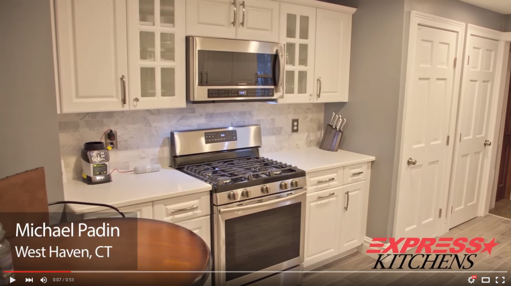 Michael Padin From West Haven Ct Shares His Express Kitchens