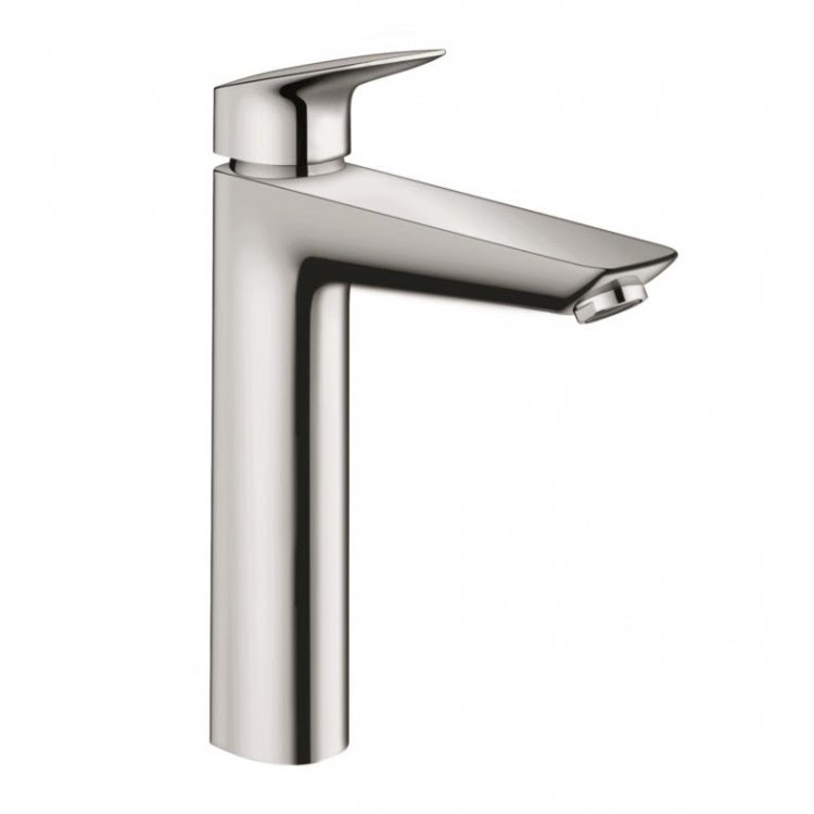 Hansgrohe 71090 Logis 190 6 12 Single Handle Deck Mounted
