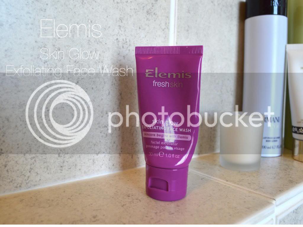 Elemis Skin Glow Exfoliating Face Wash