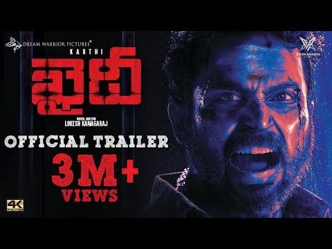 Khaidi Trailer