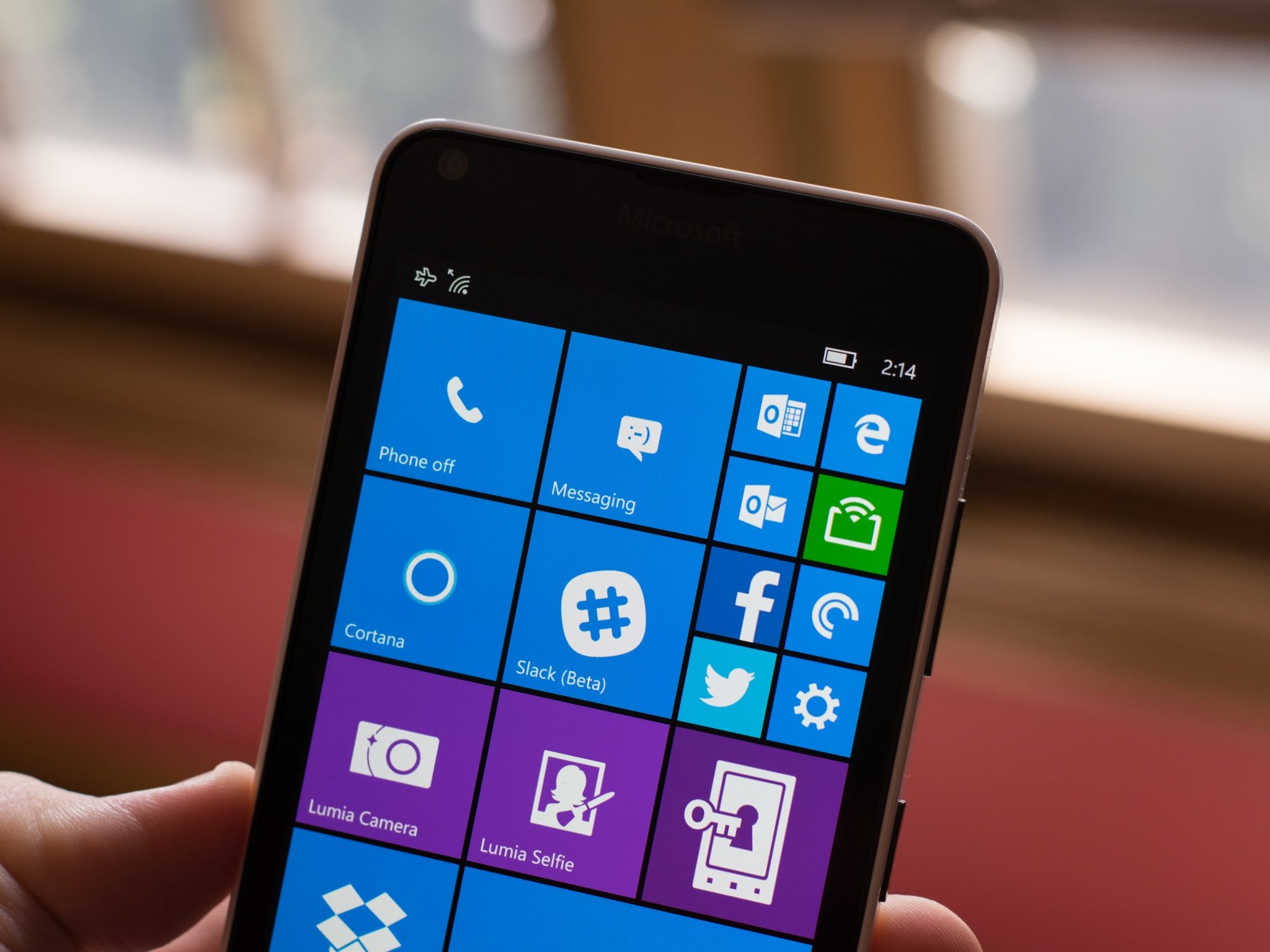 Microsoft currently testing Windows 10 Mobile build 10547