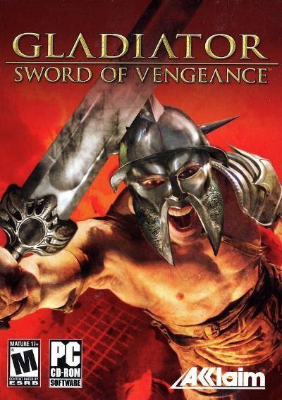 Gladiator sword of vengeance - DEViANCE (Full ISO/2003)