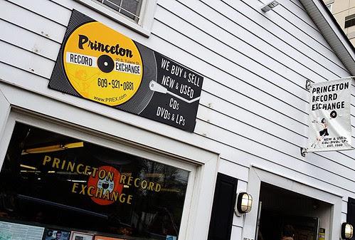 Record Store Visit: Princeton Record Exchange - Princeton, NJ - 04/20/13 (RSD13) by Tim PopKid