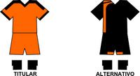 Uniforme Selección Sancosmeña de Fútbol