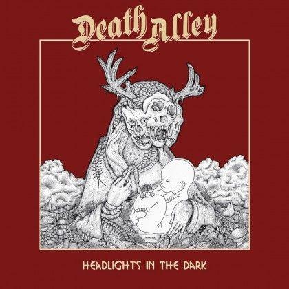 """DEATH ALLEY – """"Headlights In The Dark""""!"""