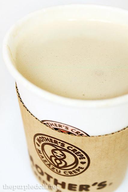 Caramel Latte 8oz P85 12oz P95