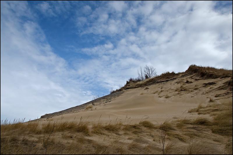 Dune Blowout