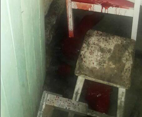 Homem de 52 anos morreu na sala de casa, em Natal (Foto: Divulgação / PM)