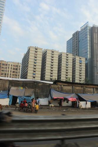 mumbai a birds eye view . by firoze shakir photographerno1