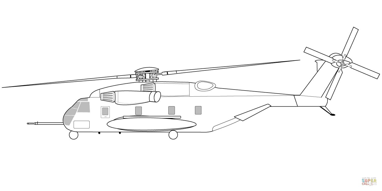 Klick das Bild Sikorsky CH 53E Super Stallion Hubschrauber