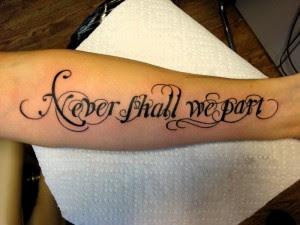 8 Tipografías Para Tatuajes Que Querrás Tener En Tu Piel Cabroworld