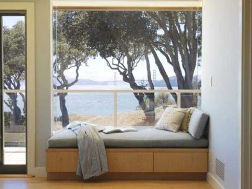 Interior design blog - LLI Design London — Window seats