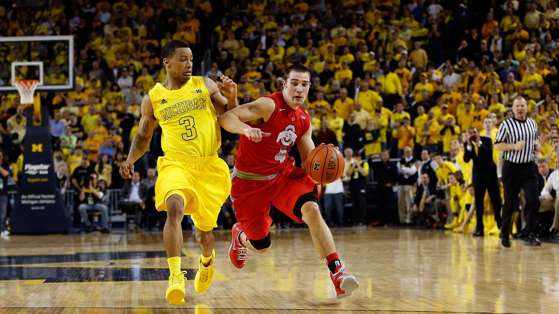 Michigan vs. Ohio State basketball: Greatest moments, matchups and records ahead of Sunday's top-five showdown
