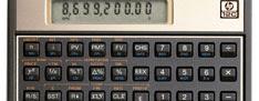 Curso de Matemática Financeira HP 12C