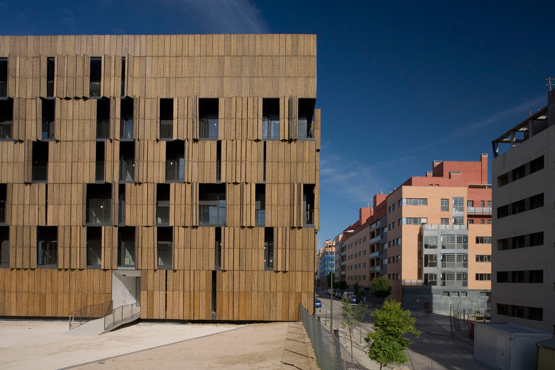 arquitectura, vivienda-colectiva, diseño, Foreign-Office-Architects