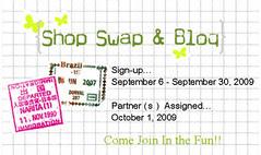 Shop Swap & Blog