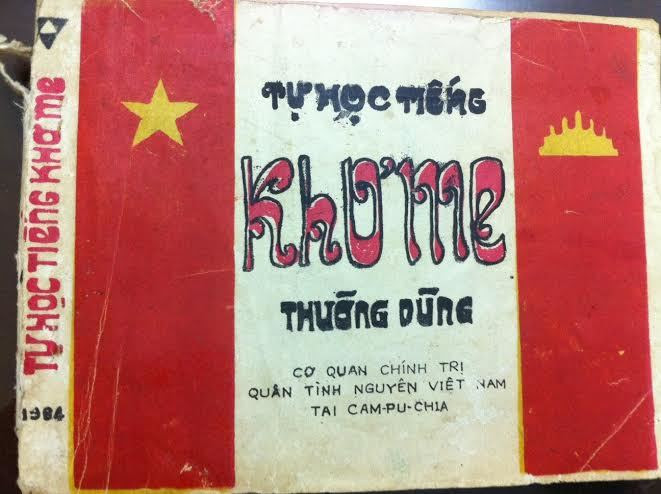 Campuchia, Pol pot, Việt Nam, quân tình nguyện, Phnom Penh, học ngoại ngữ, tiếng Khmer