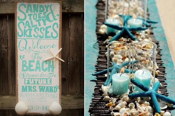 Easy And Fun Beach Themed Bridal Shower Ideas Everafterguide