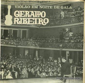 RIBEIRO, GERALDO violao em noite de gala
