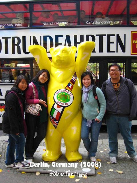 Berlin United Buddy Bears 04