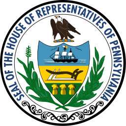 Seal of the Pennsylvania House of Representatives