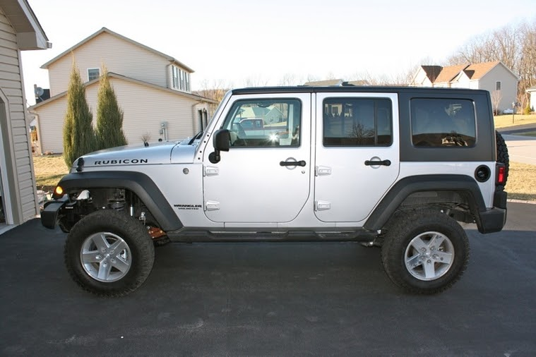 Cost Of Building A Jeep Wrangler