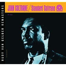 Standard Coltrane cover