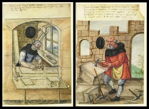 Carpenter and Stonemason