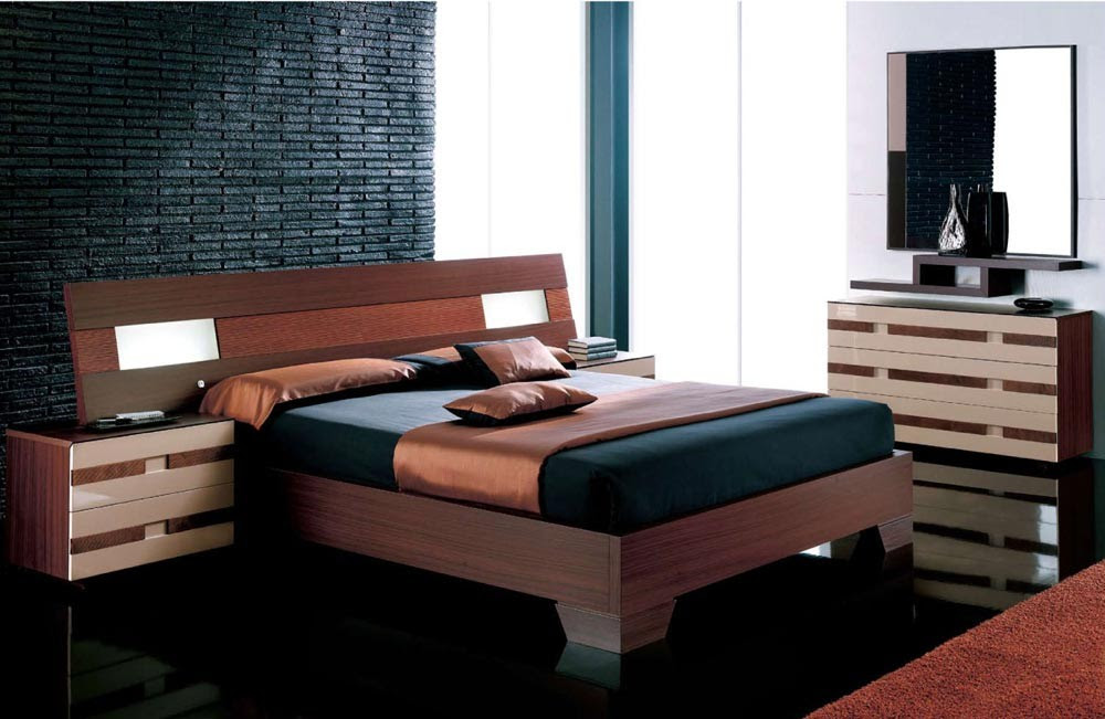 San Mateo Modern Spain Bed - Featured Products Main Star ...