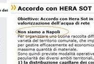 Il contestato annuncio sul sito del Comune di Ferrara, ora  rimosso