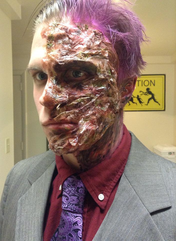 My Friends Two Face Halloween Costume Batman