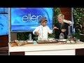 6-Year-Old Chef Kicha Cooks with Ellen DeGeneres -