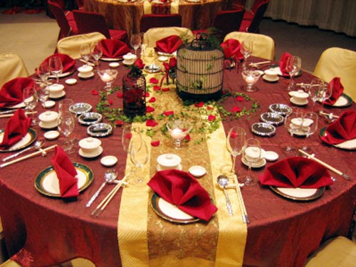 Wedding Reception Decorations, Pictures and Ideas