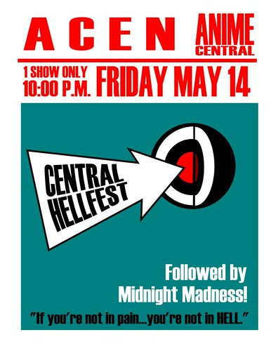 Central Hellfest 2010