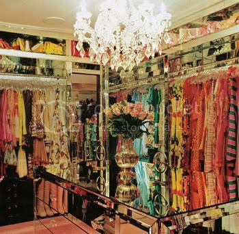 Celebrity Closets: Paris Hilton