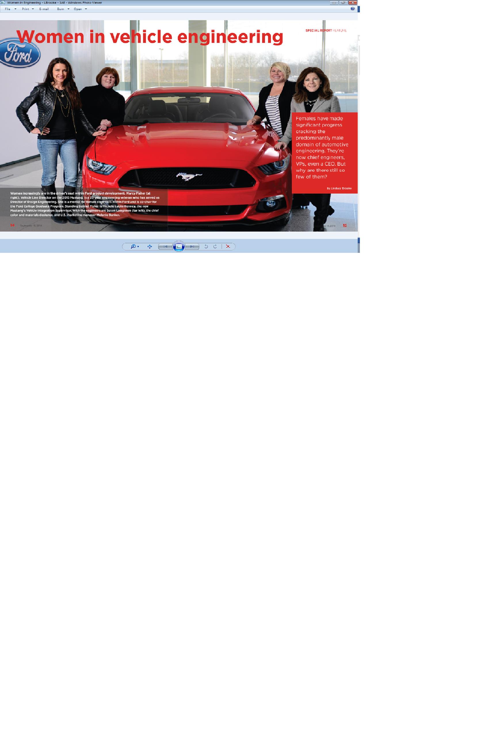 SAE International's Automotive Engineering Magazine Wins ...