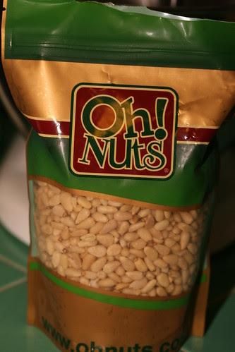 Pignoli (Pine Nut) Cookies