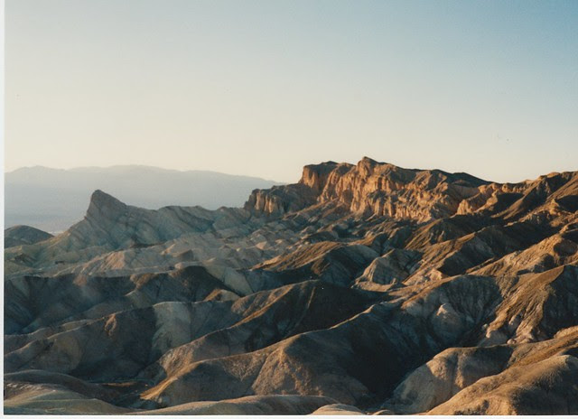 Mountains, Death Valley