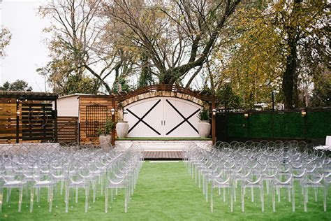 Evening Garden Wedding at Hughes Manor   Houston Wedding Blog