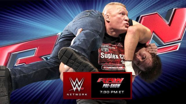 Previa WWE Monday Night Raw 8 de febrero de 2016