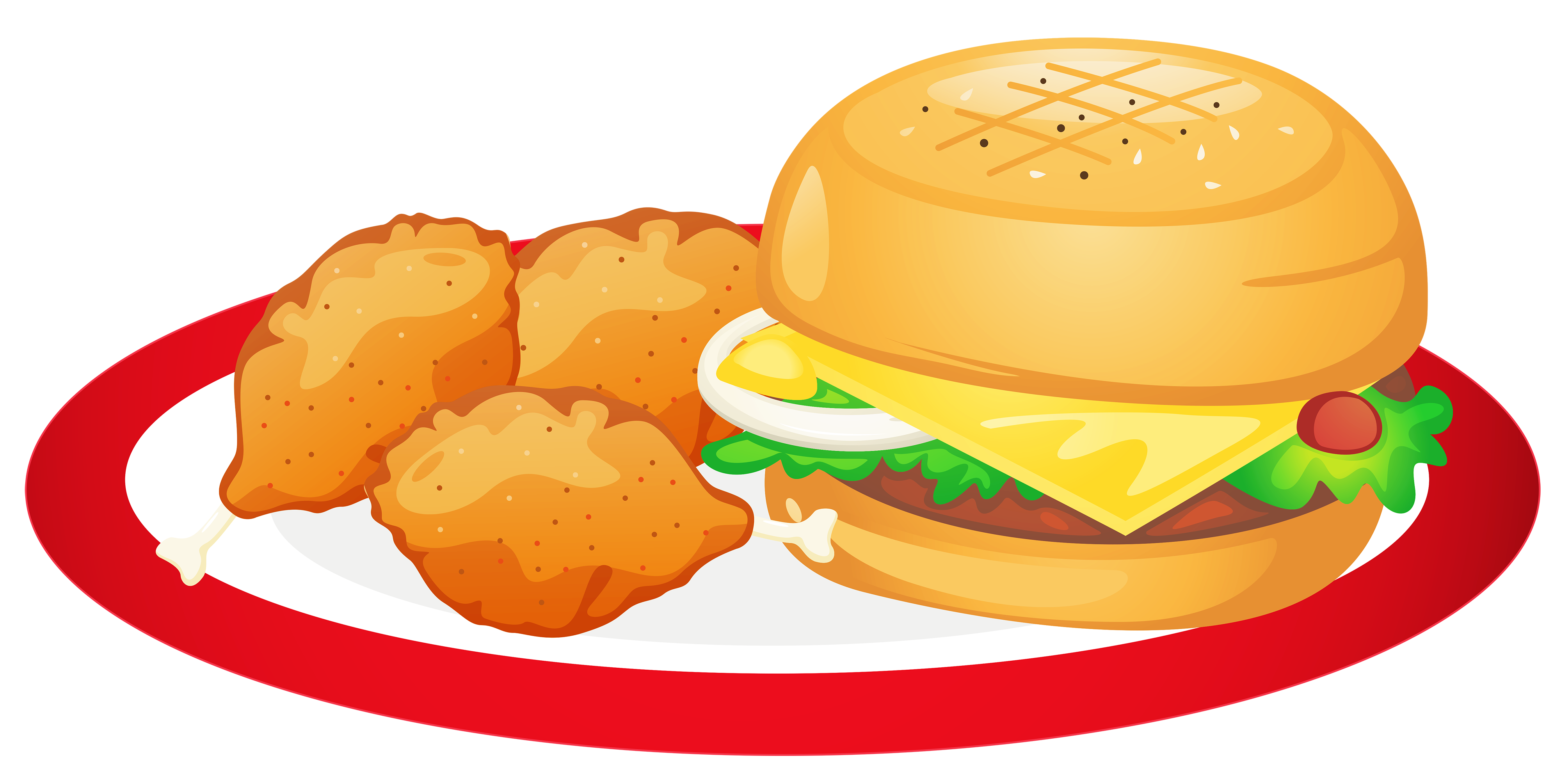 Food Clipart Transparent Background