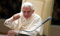 Papa Bento XVI afirma que a crise econômica da Europa é fruto da rejeição de pessoas a Deus
