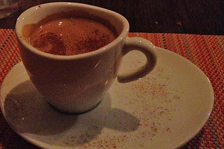 Canela Bistro Bar - Cinnamon coffee