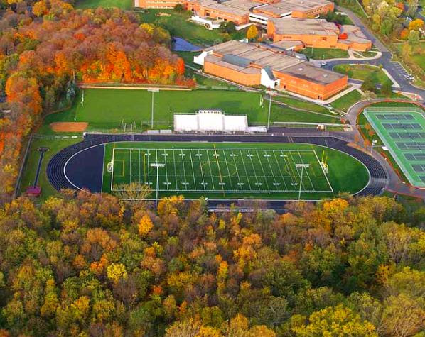 Foresite Design Athletic Facility Projects Outdoor Athletic