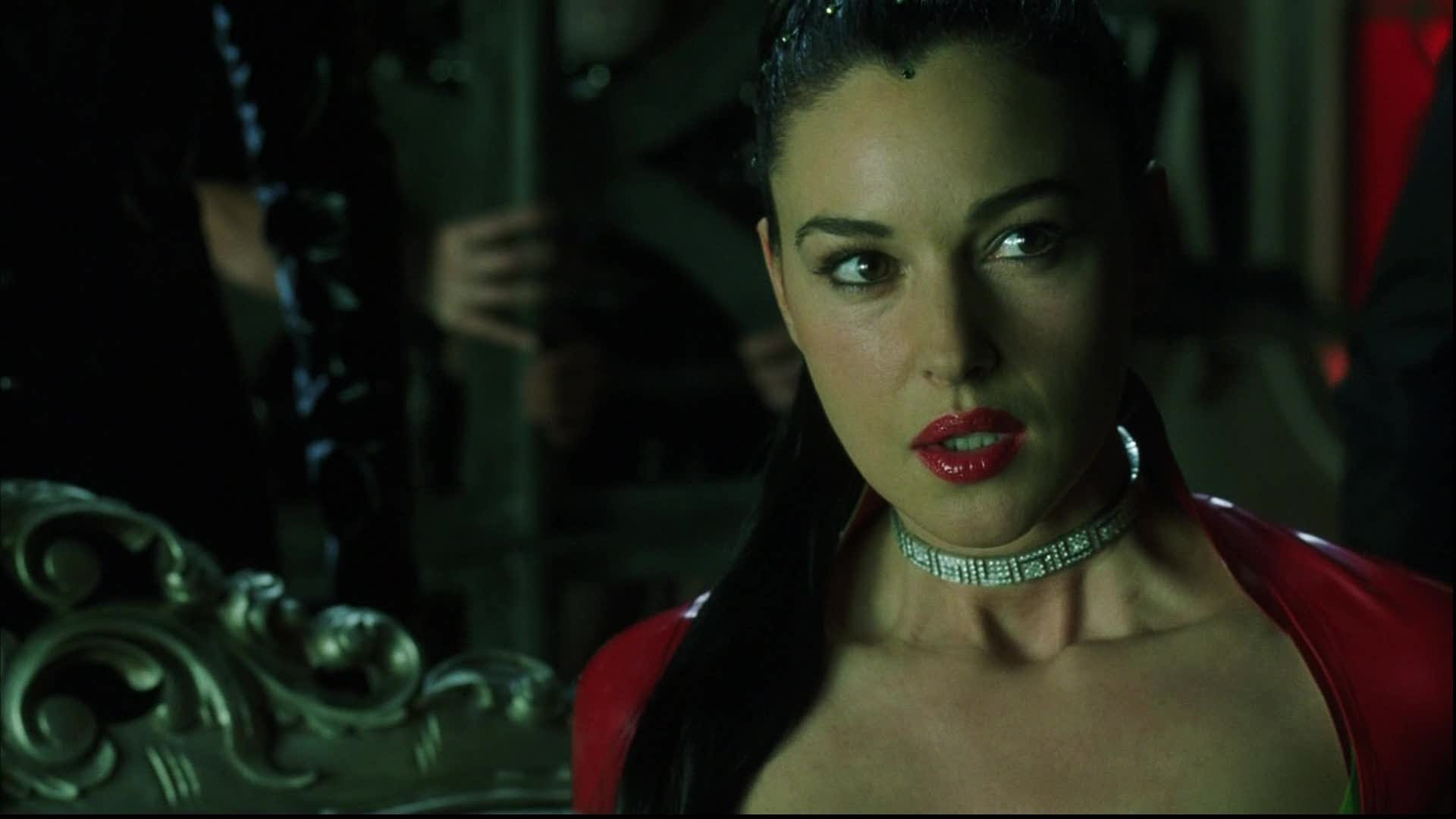 Matrix Revolutions HD Cap Monica Bellucci Photo 235288 Fanpop