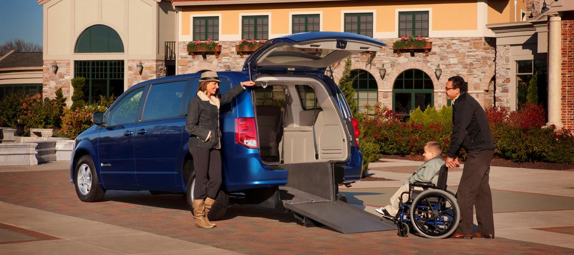 Rear Entry Wheelchair Vans Drive Master Nj And Ny